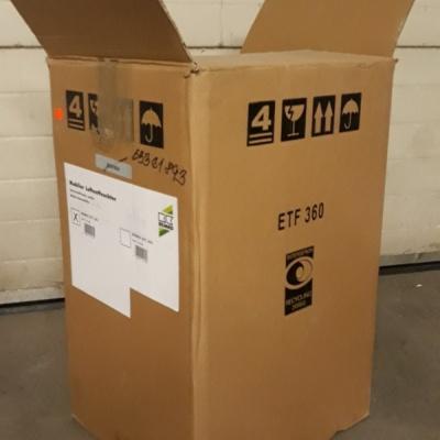 Odvhlčovače domáce ETF360 - rozbalené