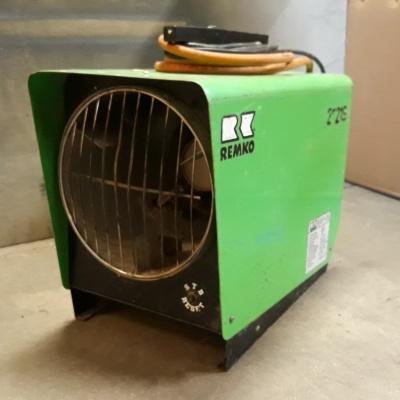 Propánový vykurovací automat PGM 30 - použité