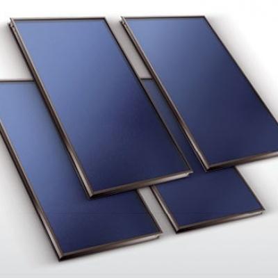 Sada tepelného čepadla Düsseldorf Solar