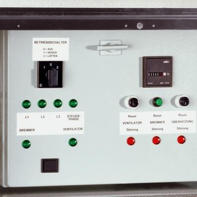 Olejová vykurovacia centrála HTL 200