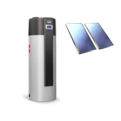 Tepelné čerpadlo pre ohrev teplej vody RBW 300 PV-S