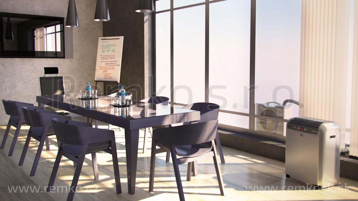 mobiln klimatiz cia remko rkl 491 dc s line remko. Black Bedroom Furniture Sets. Home Design Ideas